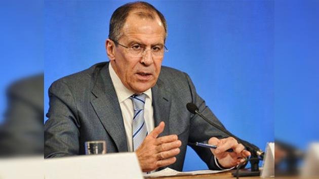 Rusia no apoyará un recrudecimiento del conflicto en Libia