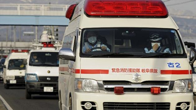 Un anciano japonés muere después de ser rechazado en 25 hospitales