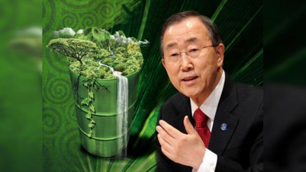 Sudamérica ratifica su apoyo a Ban Ki-moon para su reelección