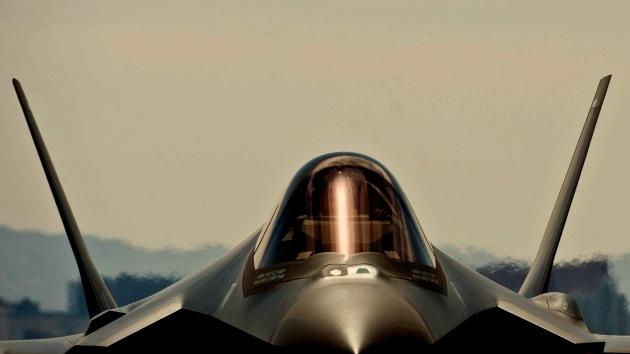 Cada avión F-35 le costará a EE.UU. más que su peso en oro