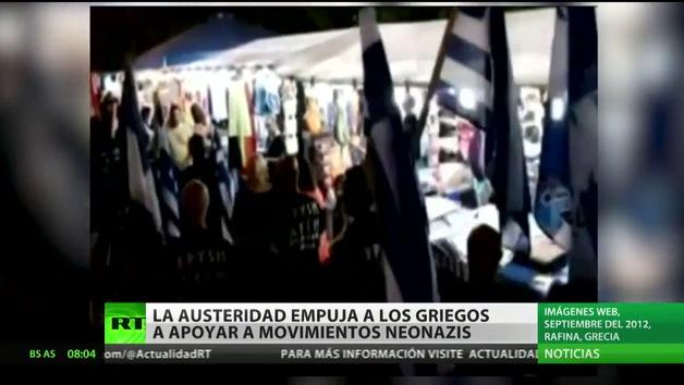 Imparable avance del neonazismo en Grecia