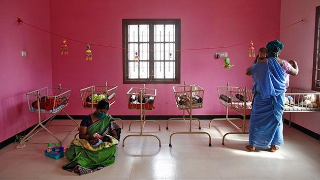 India: Raras infecciones resistentes a los antibióticos matan a miles de niños