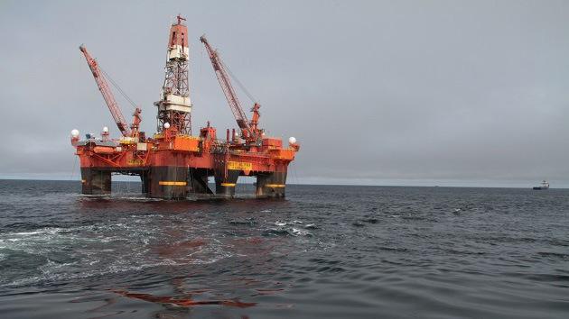 Rusia encuentra un nuevo yacimiento de petróleo en el mar de Kara