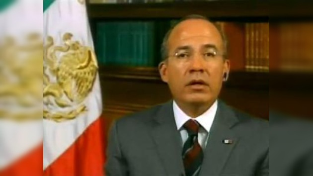 "Será ""muy difícil"" llegar a un acuerdo climático, según Felipe Calderón"