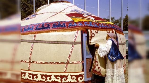 Tradiciones de los nómadas rusos en el Parlamento Europeo