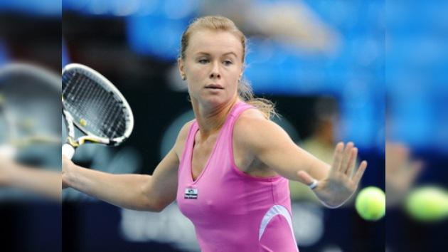 Tenistas rusos avanzan a la segunda ronda de la Copa Kremlin