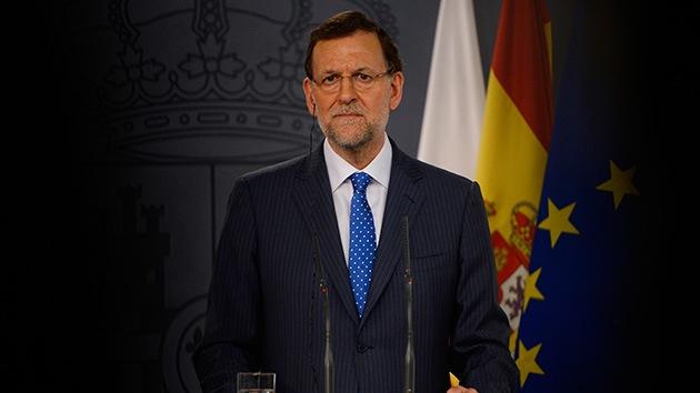 Rajoy presenta ante el Congreso su versión sobre la corrupción destapada por Bárcenas