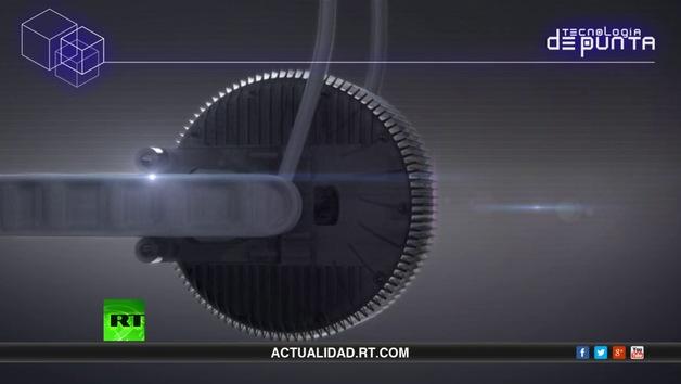 Tecnología de punta: motokilovatios de fuerza