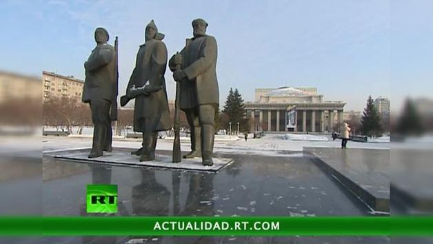 Descubriendo Rusia : Novosibirsk