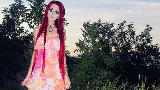 La chica más 'animada': una joven se opera para ser como los ...
