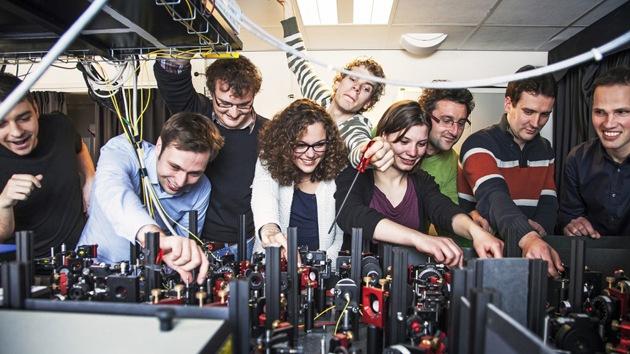 Científicos han encontrado una nueva forma de teleportar datos
