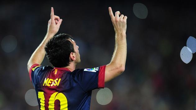 Messi no está triste: El Barcelona lo quiere de por vida