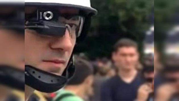 Los policías brasileños, tras los pasos de RoboCop