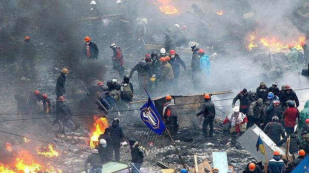 """""""Si el caos en Ucrania continúa, puede extenderse a otros países"""""""