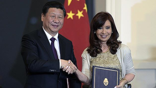 Cristina Fernández: China y Argentina mantienen posturas similares en los conflictos mundiales
