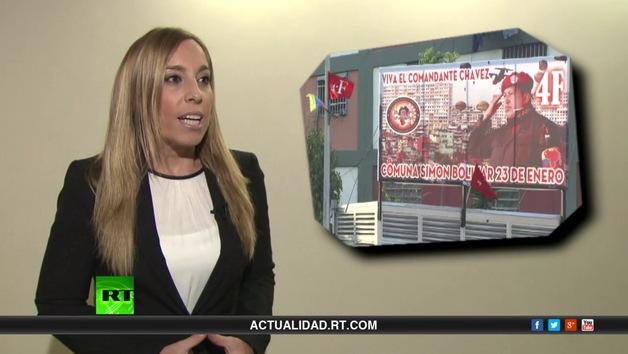 RT reporta (E8): Chávez. El nombre que no muere
