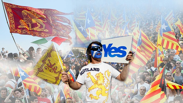 Auge de referéndums en el mundo: ¿vía hacia los microestados?