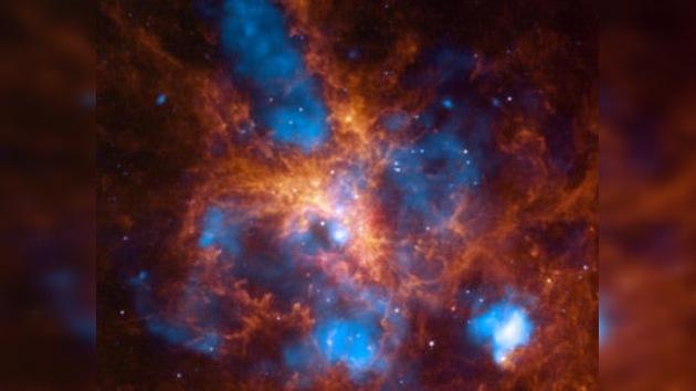 Los astrónomos rusos nos acercan las galaxias