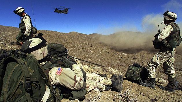 Los hijos de militares desplegados en zonas de conflicto, más proclives a cometer suicidio
