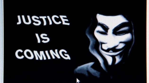 Sed de justicia: Anonymous amenaza con atacar la web de la Policía de California