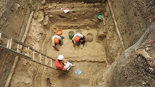 Desentierran nuevas pruebas que desvelan el origen de los mayas