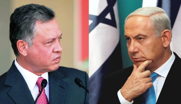 Israel y Jordania se reúnen en secreto para negociar un ataque a Siria