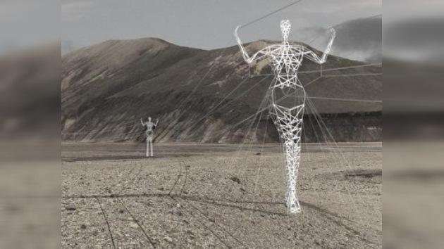 Rediseñan las feas torres eléctricas de Islandia