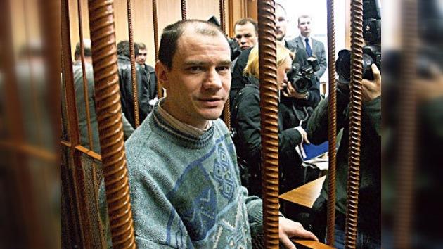 Igor Sutiáguin planea volver a Rusia y reparar el zaguán de su casa