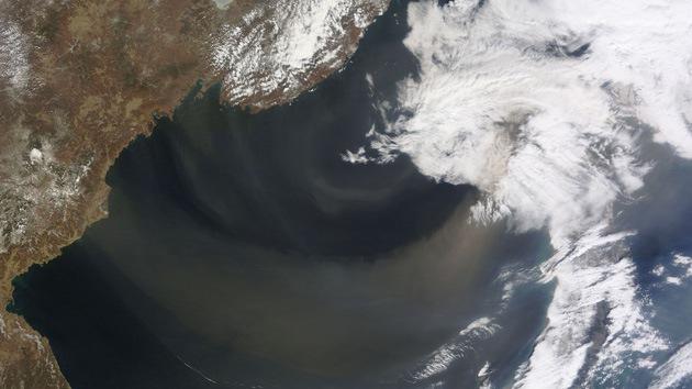 Una extraña enfermedad infantil podría ser transmitida por las tormentas de polvo
