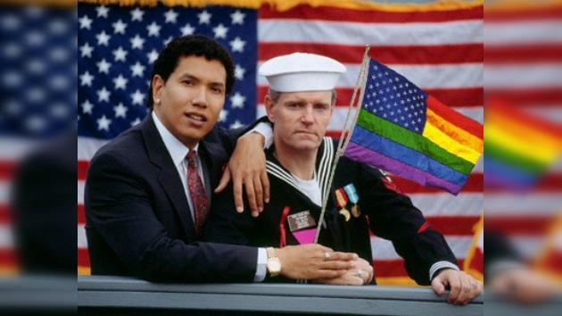 A partir de ahora el Pentágono está a favor de los gays