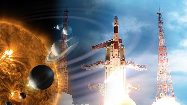 India se plantea lanzar una misión al Sol antes de 2020