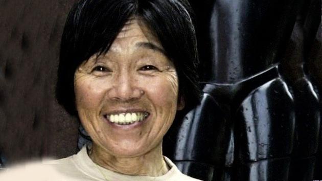 Récord: una anciana conquista el Everest
