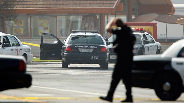 Dos policías muertos y dos heridos en un tiroteo en California, EE.UU.