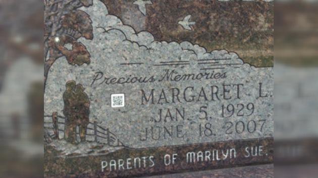Las lápidas interactivas 'dan vida' a los cementerios de EE. UU.