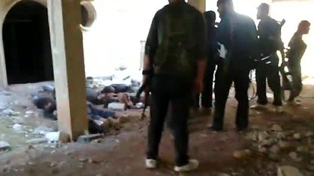 Más de una veintena de soldados sirios mueren en ataques rebeldes
