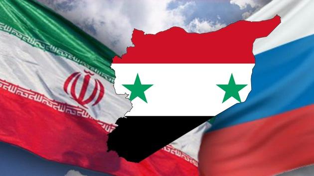 """""""Siria confía en el apoyo de Rusia e Irán, sus dos potentes aliados"""""""