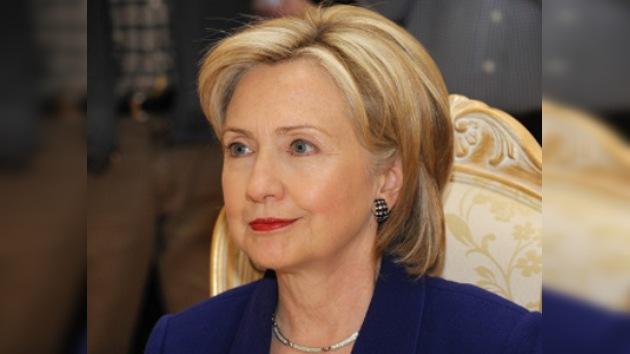 Hillary Clinton participará en la reunión del 'cuarteto' de Oriente Medio