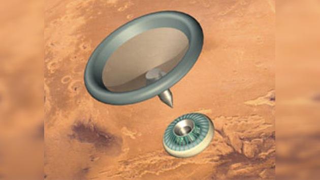 Prevén lanzar sondas espaciales a Marte en 2015