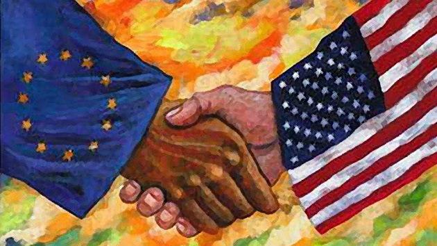EE.UU. y la UE, rumbo a una zona de libre comercio: ¿complot contra China y Rusia?