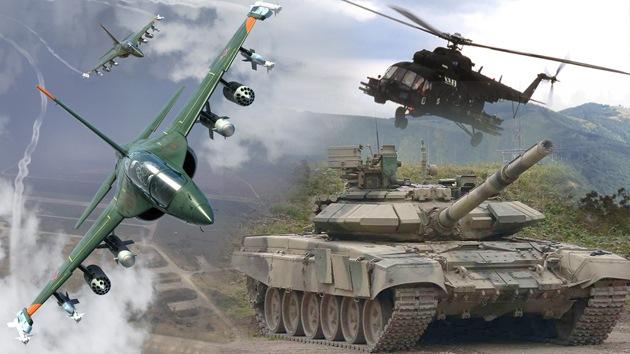 Rusia se plantea vender más armas a América Latina
