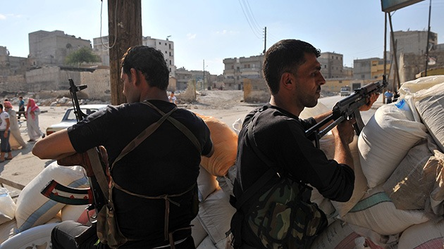 Las víctimas del conflicto en Siria son cada vez más jóvenes