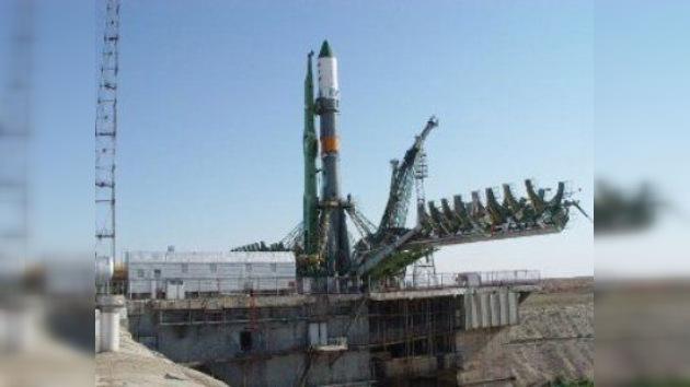El lanzamiento del satélite GLONASS, aplazado hasta septiembre