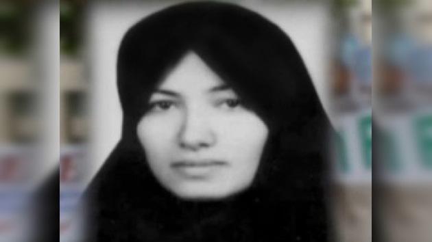 Francia hace todo lo posible para salvar la vida de la mujer iraní
