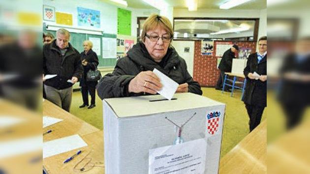 Сroacia entra en la Unión Europea
