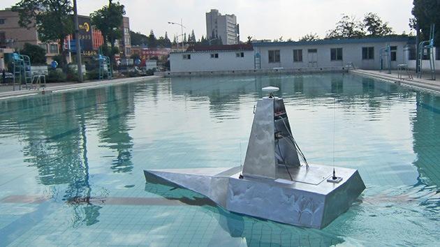 Fotos: China está diseñando buques robóticos no tripulados