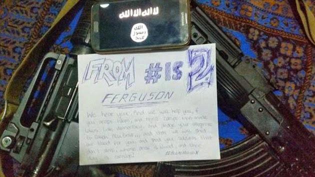 Estado Islámico se muestra dispuesto a ayudar a indignados de Ferguson
