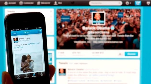 Obama y Chávez, los líderes más influyentes en Twitter
