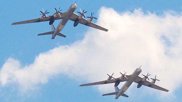 Cazas de ambas Coreas despegan para interceptar bombarderos rusos