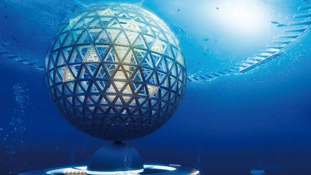 Espiral Oceánica: la ciudad submarina puede ser realidad dentro de dos décadas