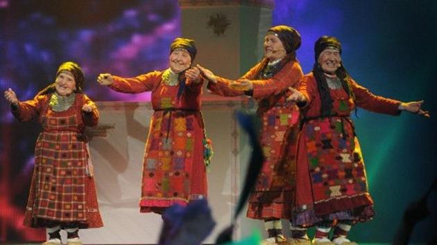 Las abuelas de Buránovo quedan segundas en Eurovisión, por detrás de Suecia